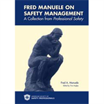 Fred Manuele on Safety Management