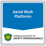 ANSI/SAIA A92.6 - 2006 (R2014) Self-Propelled Elevating Work Platforms