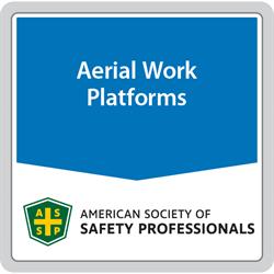 ANSI/SIA A92.10 - 2009 (R2014) Transport Platforms