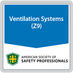 ANSI/ASSP Z9.1-2016 Ventilation and Control of Airborne Contaminants During Open-Surface Tank Operations (digital only)