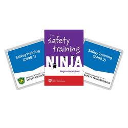 The Safety Training Ninja - Digital and Print Bundle