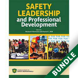 Safety Leadership and Professional Development - Digital and Print Bundle