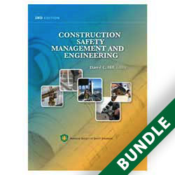 Construction Safety Management and Engineering, 2nd - Digital and Print Bundle