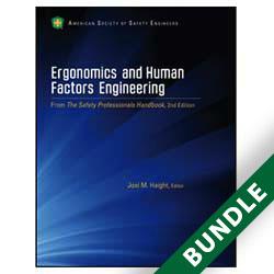 Ergonomics and Human Factors Engineering - Digital and Print Bundle