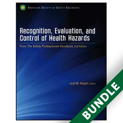 Recognition, Evaluation and Control of Workplace  Health Hazards - Digital and Print Bundle