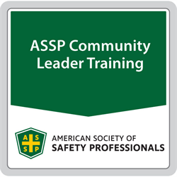 ASSP Community Leader Training