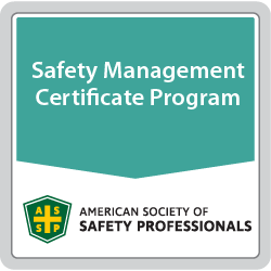 Safety Management Certificate Program