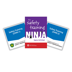 Z490.1/Z490.2/Safety Training Ninja Bundle - Digital