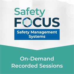 SafetyFOCUS: SMS Recorded Sessions