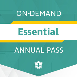 On-Demand Annual Pass - Essential