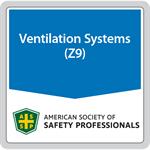 ANSI/ASSP Z9.9-2021Portable Ventilation Systems (digital only)