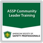 ASSP Volunteer Social Media Policy & Member Communities Training
