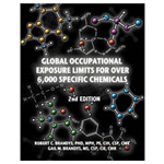 Global Occupational Exposure Limits for over 6,000 Specific Chemicals, Second Edition