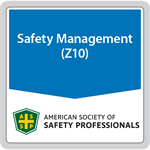 ANSI/ASSP Z10-2012 (R2017) Occupational Health and Safety Management Systems