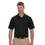 Men's Polo Shirt - Black - X Large