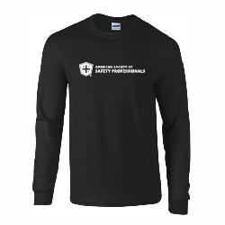 Men's ASSP Long-sleeve T-Shirt - Black - X Large