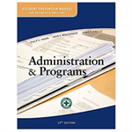 Accident Prevention Manual: Administration & Programs 14th Edition