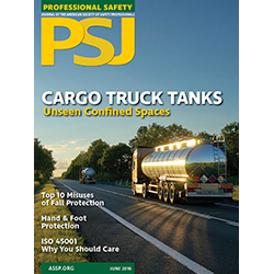 Professional Safety Journal (Print)