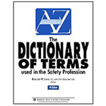 Dictionary Terms Used in the Safety Profession, 4th Edition