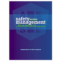 Safety Management - A Human Approach, 3rd Edition
