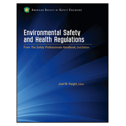 Environmental Safety and Health Regulations - Print Version